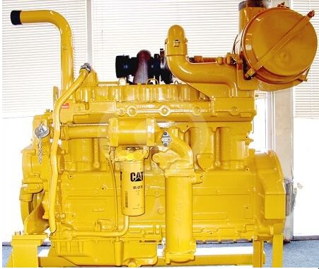 CAT 306 Engine