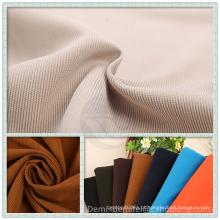 vestuário de trabalho 100% poliéster tecido minimatt Pano