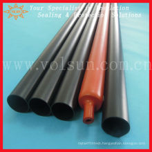130mm Black heavy wall raychem heat shrinkable tube