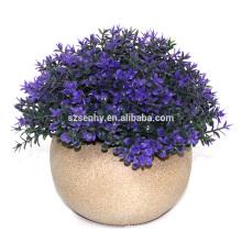Venta de plantas artificiales artificiales artificiales yuca planta de interior