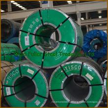 Folha de aço inoxidável ASME SA240 Tp321