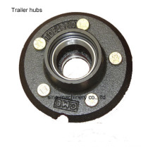 Trailer Hubs with 5 Bolt Holes