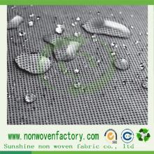 Tissu non-tissé de polypropylène collé