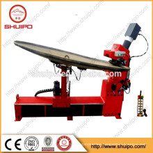 Dished end flanging machine for road tank Shuipo dish end forming machine