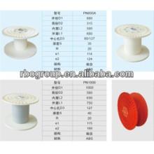 PC rolos/bobinas para fios e cabos (carretel plástico p4)