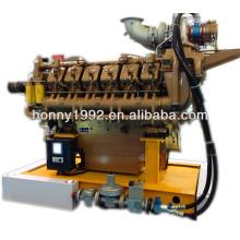 Gasóleo e Gás Natural Googol Engine 1 mw Dual Fuel Genset