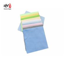 Nouveaux produits adhésif microfibre tissu bonne performance de nettoyage