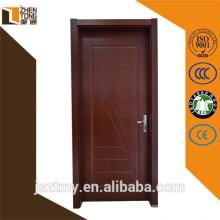 Professional design right/left inside/outside solid wooden doors design