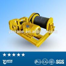 Treuil électrique de 8 tonnes de traction et de levage
