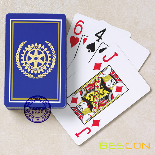 Custom Printing Playing Card Game