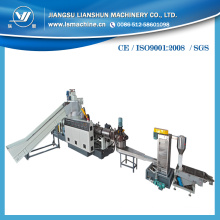Fabricant de machine en plastique pour l'usine de pelletisation d'arrosage de PE