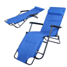 Folding zero gravity chair/sleeping chair with double uses