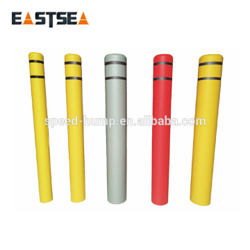 Hot Selling Traffic Barrier Parking Plastic Pipe Bollard Cover