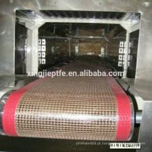 Últimos produtos amplamente utilizados industrial teflon correia transportadora