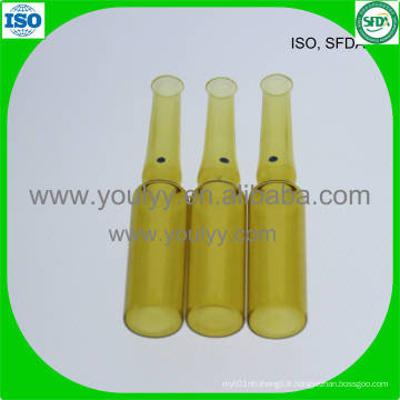 Ampoule Amber