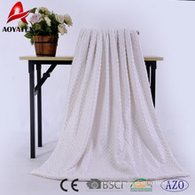 very warm cheap micromink fleece sherpa blankets in bulk