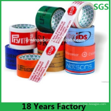 Wholesale Custom Packing Printed BOPP Tape