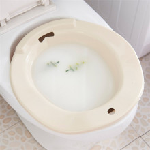 Plastic Tub Ass Toilet Gynecological Pregnant Maternal Prostate Bath Bucket