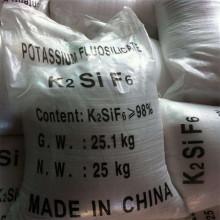 Potassium Fluorosilicate with CAS 16871-90-2