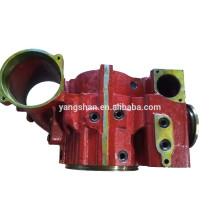 MAN B & W Cabeça de cilindro para L16 / 24 com certificado LR / CCS
