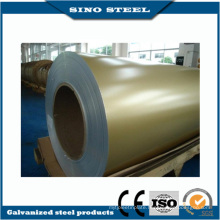 Ral Color Dx51d Grade Prepainted Galvanized Steel Coil