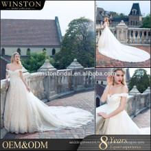 High-end en Chine usine directe robe de mariée en gros guanghzou