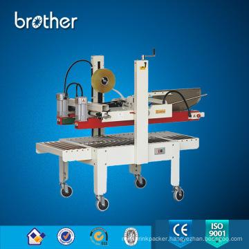 New Type Automatic Flaps Folding Carton Sealer As323