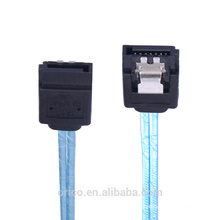 ORICO Serial ATA III Cable with Locking Latch, 6 Gbps, 2.0Ft / 0.6M - (CPD-7P6G-BC60)