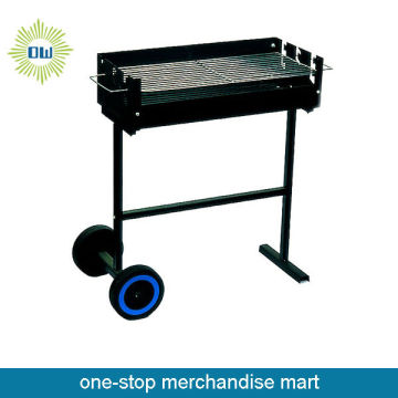 folding charcoal bbq oven cheap price