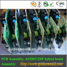 pcb assembly for motor oem and odm pcb assembly factory USB PCB board with BGA technology