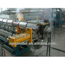 Рециркулировать пластиковые гранулы, делая машину / обрабатывающую машину для изготовления пластиковых гранул