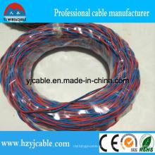 Низкое напряжение медного проводника ПВХ изоляции витой кабель