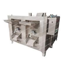 tostadora automática de nueces de karité