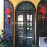 Residential Aluminum wood door/wooden door