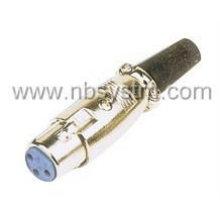 3P / 4P / 5P Micropone Buchse