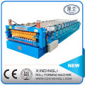 High Quality Russia Popular Used Double Layer Roll Forming Machine