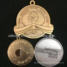 Regalos promocionales Precio barato Trofeo y medalla de alta calidad