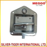 American stainless steel mail box lock