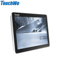 Caja metálica de 17.3 pulgadas para tablet PC comercial.