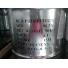 Rotes Phosphorpulver