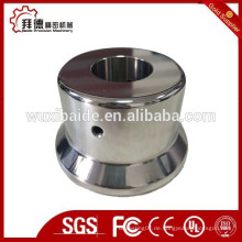 CNC Biegen / Bearbeiten verchromte Stahlteile / Spiegel polierte Oberfläche CNC-Bearbeitung Teile