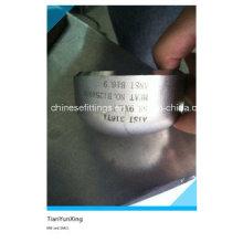 Bw ANSI B16.9 316ti Stainless Steel Seamless Cap