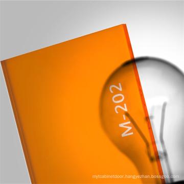 Oleg factory 3mm color acrylic glass sheet,glass acrylic sheet