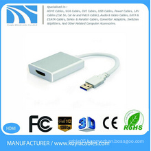 High quality USB3.0 to HDMI Adapter