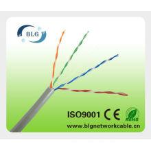 Good Quality Cat5e UTP CU 24/26/28AWG LAN cable