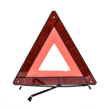 E11 Certificación Traffic Reflective Safety Warning Triangle