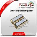 CATV 4 Way Indoor Splitter