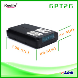 Standby 2 Months 7000mAh Magnetic GPS Tracker