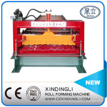 Hydraulic Automatic Trapezoidal Roof /Wall Sheet Tile Roll Forming Machinery