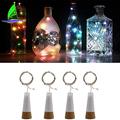 Изготовление стеклянного вина со светодиодной подсветкой